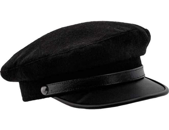 Kaszubka Model 2 - wełna / skóra